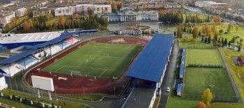 Сергей Носов пообещал вернуть газон на стадион УВЗ в 2018 году