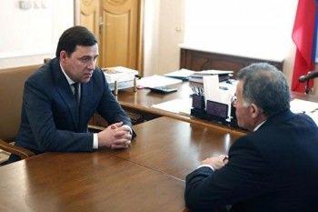 Куйвашев объяснил появление «хозяина Екатеринбурга» Тунгусова в губернаторской команде