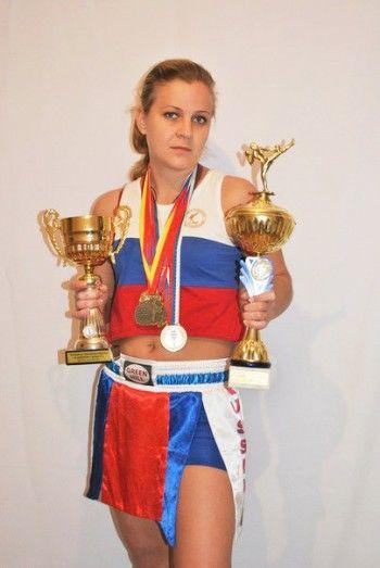 Тагильчанка выиграла Кубок мира по кик-боксингу