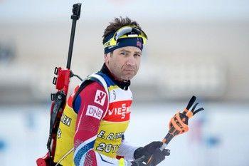 Легендарный норвежский биатлонист Уле Эйнар Бьорндален объявил о завершении карьеры