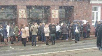 В Перми из-за массовой эвакуации отменили занятия во всех школах