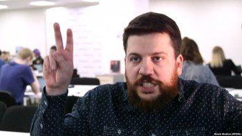 Главу штаба Навального отпустили из-под ареста для пересмотра дела