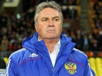 Гус Хиддинк отказался тренировать сборную России