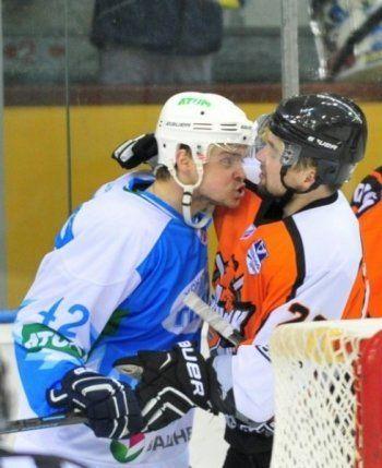«Спутник» сравнял счёт в серии плей-офф