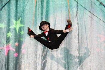 Маленький артист из Нижнего Тагила покорил международную цирковую арену