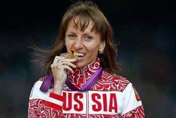 «Это очередная провокация». Спортивное сообщество не верит в то, что Мария Савинова выиграла Олимпиаду «на допинге»