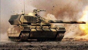 На выставке вооружения покажут танк четвертого поколения