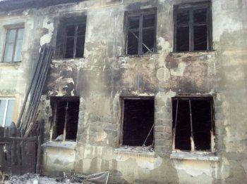 В Верхнем Тагиле в огне погибли три ребенка (ФОТО)