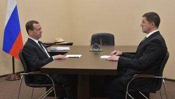 Медведев сменил главу «Ростелекома»