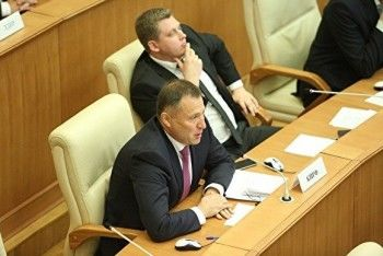 Свердловские коммунисты планируют выдвинуть кандидатом в губернаторы банкира Алексея Парфёнова