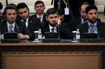 Сирийская оппозиция отвергла предложенный Россией проект Конституции