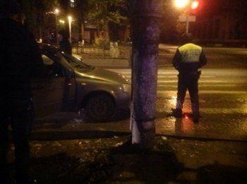 В День полиции пьяный начальник антикоррупционного отдела Свердловского УМВД попался госавтоинскпекторам
