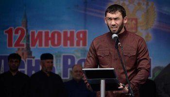 СМИ: Спикер парламента Чечни Даудов избил главу Верховного суда республики в его кабинете