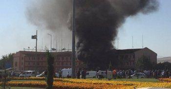 В Турции взорвали второй полицейский участок, более ста человек пострадали (ВИДЕО)