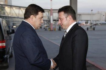 Куйвашев похвалил движение «В защиту человека труда» и пообещал способствовать развитию Нижнего Тагила