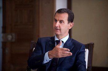 Башар Асад определил значение вмешательства России в сирийский конфликт. «Она склонила чашу весов в борьбе против терроризма»