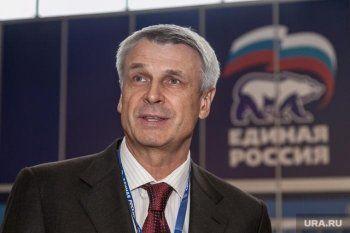Мэр Нижнего Тагила Сергей Носов вошёл в тройку лидеров партсписка «Единой России»
