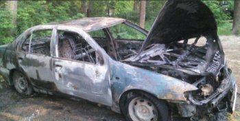 У известного тагильского шоумена обокрали и сожгли автомобиль