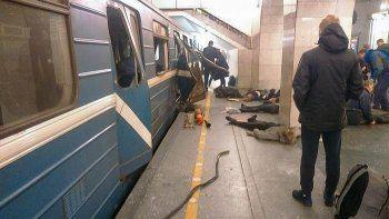 Троим фигурантам дела о теракте в метро Петербурга предъявили обвинения