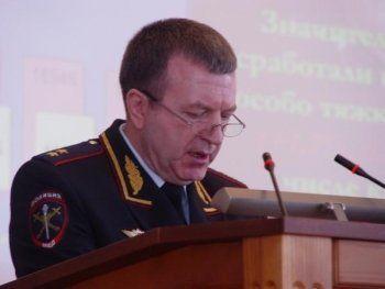 Уровень преступности в Свердловской области достиг пятилетнего максимума