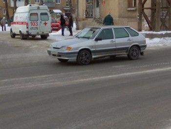 В Нижнем Тагиле женщина на ВАЗ-2114 сбила пешехода