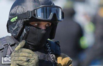 В Хабаровске неизвестные напали на приёмную управления ФСБ