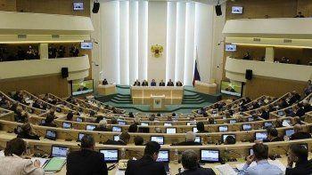 Совет Федерации может запретить иметь двойное гражданство доверенным лицам на выборах