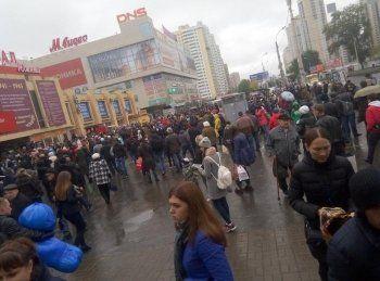 В Екатеринбурге эвакуируют десятки школ и госучреждений из-за сообщений о бомбах