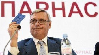 В Ставрополе напали на Касьянова
