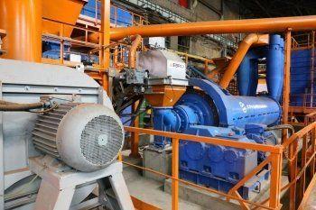 На уникальном для России производстве ЕВРАЗ НТМК установлены безотходные фильтры