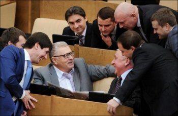 Спикер Госдумы Вячеслав Володин назвал парламент местом для дискуссий