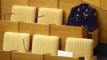 За каждый прогул у депутатов Госдумы будут отбирать шестую часть зарплаты