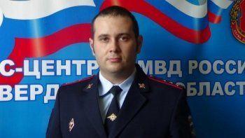 Участковый из Свердловской области претендует на звание лучшего в стране