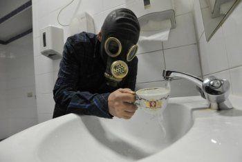 «Гнилая» вода вернулась в квартиры жителей Нижнего Тагила