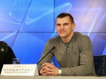 Кандидат в Госдуму от УВЗ Алексей Балыбердин сдал документы на выборы