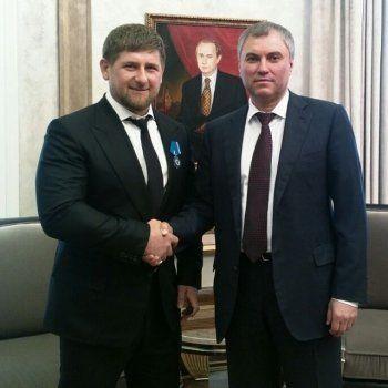 Медведев выдвинул Кадырова, Володина и Поклонскую в Госдуму