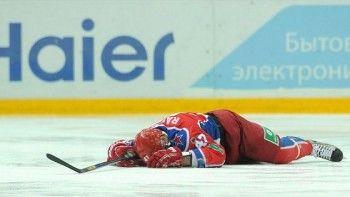 Тагильчанин Радулов уже точно не сыграет на домашнем чемпионате мира по хоккею
