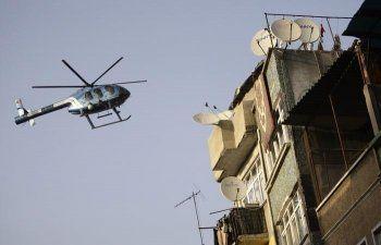 На востоке Турции разбился вертолёт с 14 пассажирами на борту