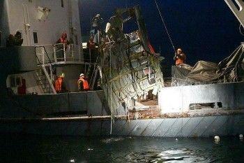 Спасатели обнаружили второй «чёрный ящик» рухнувшего Ту-154
