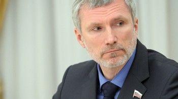 Под Донецком обстреляли машину с председателем партии «Родина»