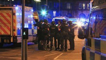 Боевики ИГИЛ взяли на себя ответственность за теракт в Манчестере