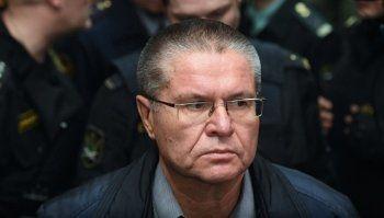 Экс-министру Улюкаеву предъявили окончательное обвинение