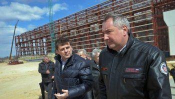 Рогозин назвал даты новых запусков с Восточного