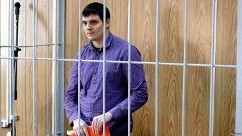 Прокуратура попросила приговорить журналиста РБК Соколова к четырём годам колонии за участие в запрещённой организации