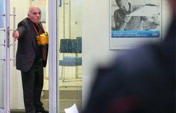 Захвативший заложников в московском банке бизнесмен получил 12 лет колонии