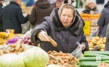 Минтруд предложил «заморозить» на три года потребительскую корзину