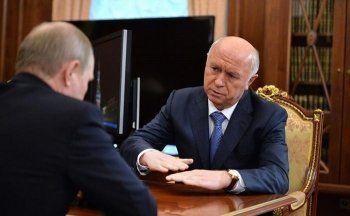 Губернатор Самарской области Николай Меркушкин отправлен в отставку
