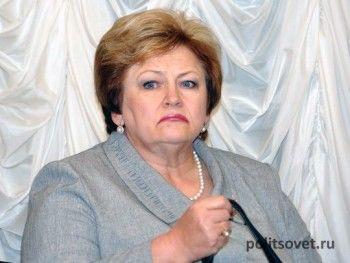 Валентина Исаева не заплатила за проезд
