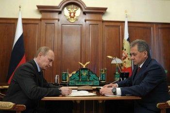Шойгу перспективнее Путина