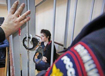 Верховный суд отказался менять приговор Варваре Карауловой